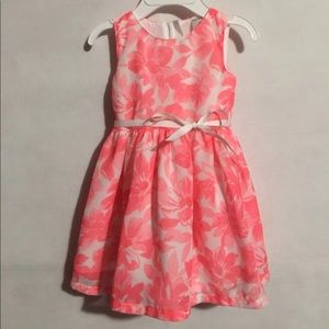 Carter's Baby Girls Dress Size 6M